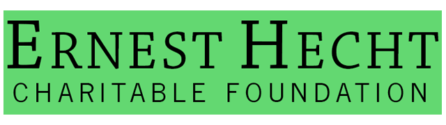 Ernest Hecht charitable foundation logo