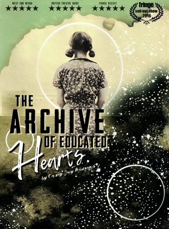 The Archive of Educated Hearts by Casey Jay Andrews