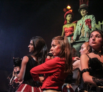 Image of Alice Unhinged, Young Pleasance 2016